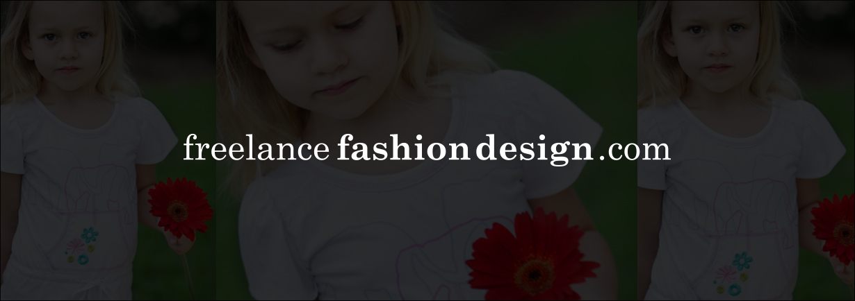 Childrenswear designer | Designer children | Freelance | www.freelancefashiondesign.com