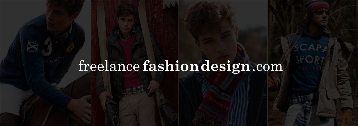 Designer menswear hire | www.freelancefashiondesign.com