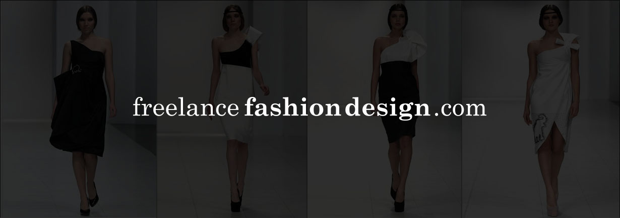 Hire a fashion designer | Womenswear | www.freelancefashiondesign.com