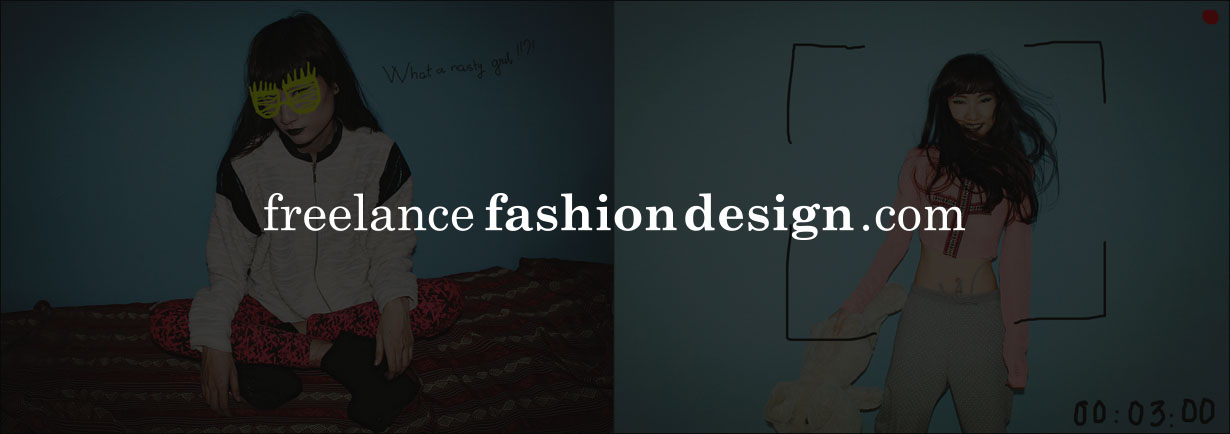 Fashion designer | Freelance | www.freelancefashiondesign.com